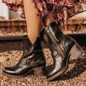 Freebird Shoes Carlito Size 9 Black